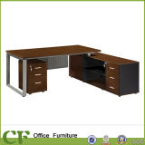 Frame d'acciaio Office Desk con Metal Modesty Panel.