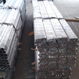 卸売の装飾的なアルミニウムは管突き出た