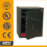 Simple paroi Home & Office un coffre-fort par découpe laser porte avec serrure à clé double Bitted (LSC645-K / 645 x 525 x 420 mm)