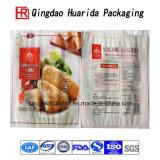 Matériau stratifié d'impression personnalisé les aliments cuits sacs d'emballage