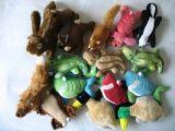 Jouet animal d'animal familier de chien de peluche de jouet de chien de produits d'animal familier