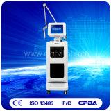 1064nm y 532nm máquina de la belleza del rejuvenecimiento de la piel del retiro del tatuaje del laser del ND YAG