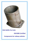 鉄道は証明されるEn15085を供給する