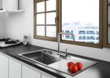 Robinet de cuisine de pli de portée de guichet de pièce de cuisine