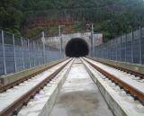 Barriera sana vuota di disturbo della strada principale di isolamento di rinforzo vetroresina di alta qualità