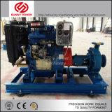 4 pulgadas motor diesel Bomba de agua de bomba contra incendios