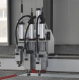 Ranurador neumático del CNC del cambio de la herramienta
