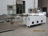 Haute machine en plastique renforcée d'extrusion de pipe tordue par PVC de précision