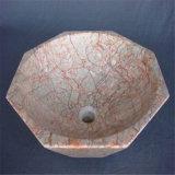 Lavabo en marbre / intérieur en pierre naturelle en granit