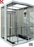 UK Sightseeing лифт с зеркалом из нержавеющей автомобиль