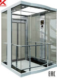 UK Sightseeing Ascenseur avec miroir voiture inoxydable