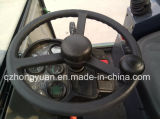 Mini carregador Multi-Function Hy610 da roda com motor importado