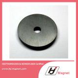 Forte magnete di anello personalizzato del ferrito per uso 2017 del cliente sul motore