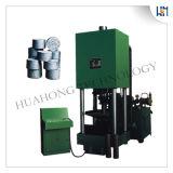 リサイクルのための油圧金属のくずのおがくずの煉炭の出版物機械