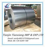 Плоский продукт ASTM A653 мягко вполне крепко гальванизировал стальную катушку