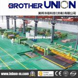 La Chine acier en bobines coupées à longueur gamme de machines pour la plaque de tôle mince