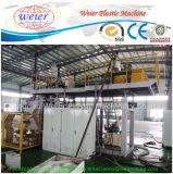 Polietileno de alta pressão tanques químicos da água plástica do cilindro de 200 litros que fundem a maquinaria
