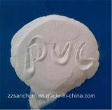 Resina S65D/Sg5/K67 del PVC di Fomosa/Formolon per fabbricazione del tubo e del montaggio di UPVC