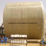 El FRP Horizontal o Vertical de los tanques de almacenamiento de productos químicos e industria