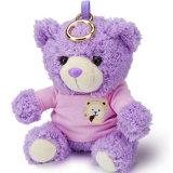 Custom Portable Cute Cartoon Teddy Bear Power Bank 10000mAh Capacidade Mobile Power Bank