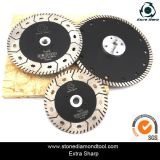 Stone Diamond Tool Granito / Mármore / Diamond Cutting & Grinding Wheel Saw Blade