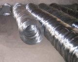 Fio galvanizado do ferro da fábrica eletro direto