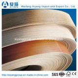 En PVC de haute qualité Lipping/PVC Lipping Edge/PVC Lipping pour meubles Accessoires de chant