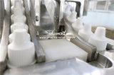 Enchimento Peristaltic da bomba da gota de olho, Plugger e máquina tampando