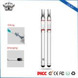 Penna di vetro Ecig di Cbd Vape della sigaretta della cartuccia E del germoglio Gla3 280mAh 0.5ml