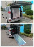 Rampe de chargement en fauteuil roulant en aluminium pour passager en fauteuil roulant