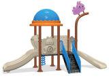 Kind-Park-Geräten-im Freienspielplatz-Plättchen (TY-70201)