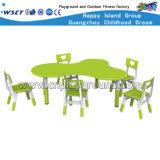 Meubles scolaires pour enfants en plastique Hc-1802
