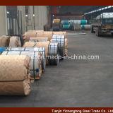 Sprung-Stahlstreifen für Aufbau-Bereich