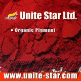 Colore rosso organico 8 del pigmento del rivestimento della polvere per stampaggio di tessuti