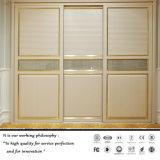 Armoire classique à portes coulissantes en style européen (AF0723)