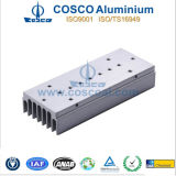 De aangepaste Duidelijke Geanodiseerde Radiator van het Aluminium/van het Aluminium