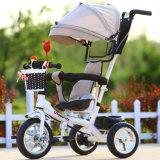 ヨーロッパ規格の新しいモデルの鉄骨フレームの赤ん坊の三輪車