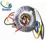 Transformador toroidal de alto voltaje para el inversor de la potencia