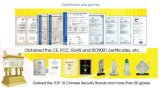 CER genehmigt! Bluetooth APP G/M Alarm Systems mit PIR Motionsensor, Door Contact