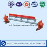 Grattoir primaire/secondaire de polyuréthane de convoyeur à bande