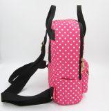 Trouxa à moda do PVC da senhora Bolsa Tote Cosmético Saco do portátil da compra da escola da lona do curso do saco das mulheres do plutônio da forma