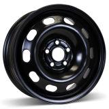 (5-100) черная стальная оправа колеса зимы 15X6