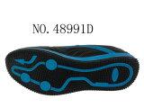 No 48991 ботинки больших людей размера вскользь Stock