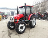 대형 100HP 농업기계 4WD 트랙터 중국