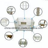 Gefalteter Stahlmaschendraht-Behälter (1000*800*840)