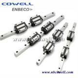 Rail de guidage linéaire à haute précision CNC pour gravure