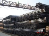 Tubo rotondo del nero delicato del acciaio al carbonio