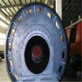 Molhar - e - secam o moinho de esfera da grelha da máquina de trituração da grade