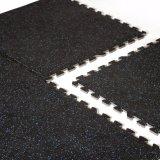 Couvre-tapis de plancher de gymnastique, plancher en caoutchouc de sports, nattes de verrouillage de gymnastique