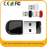 Popular marca deslizado pen USB Flash Drive memoria (ET032)